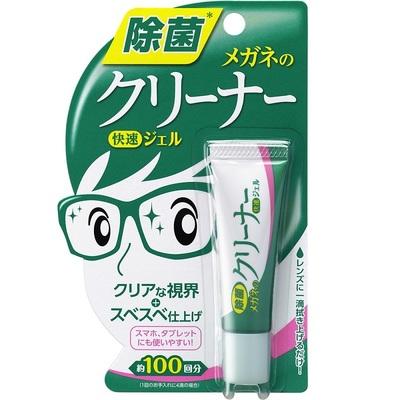 SOFT99 眼鏡清潔劑(凝膠狀)
