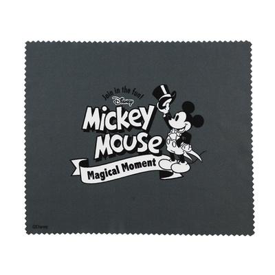 Disney Love米系列眼鏡盒♥魔術米奇-紳士鐵灰