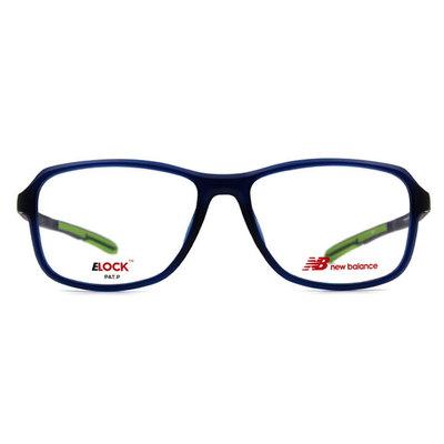 New Balance ELOCK 創行者輕量設計款眼鏡✦能量藍/果綠