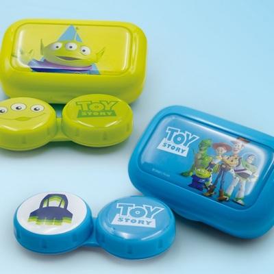 隱形眼鏡保存盒-玩具總動員系列—玩具總動員款