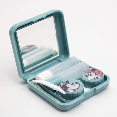 隱形眼鏡保存盒-米奇系列—甜蜜對視款