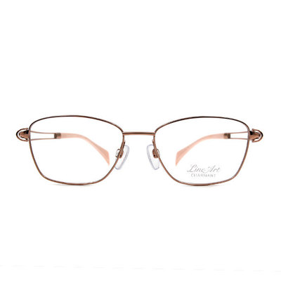 LineArt CHARMANT 現代演繹唯美設計款眼鏡◆名媛金