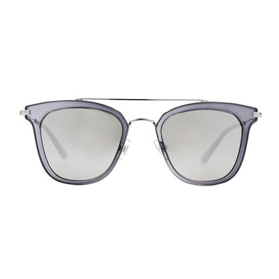 HORIEN 雙桿設計套圈個性款墨鏡♦韓潮灰