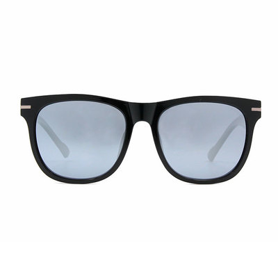 HORIEN 紳士風簡潮粗方框墨鏡 ♦街頭黑