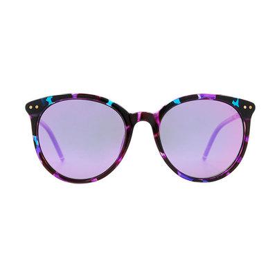 HORIEN 輕彈魅力貓眼框墨鏡 ♦派對紫