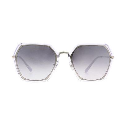 HORIEN 華麗舞台多邊設計款墨鏡♦晶鑽紫