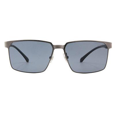 HORIEN 義式金屬質感紳士款墨鏡♦布魯灰