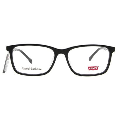 LEVI'S Special Exclusive-粗框眼鏡 神秘月夜黑