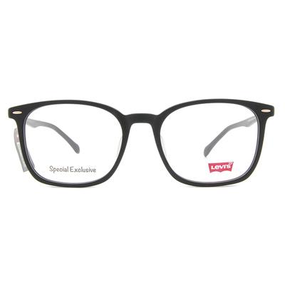 LEVI'S Special Exclusive-方框眼鏡 紳士霧感眼鏡黑