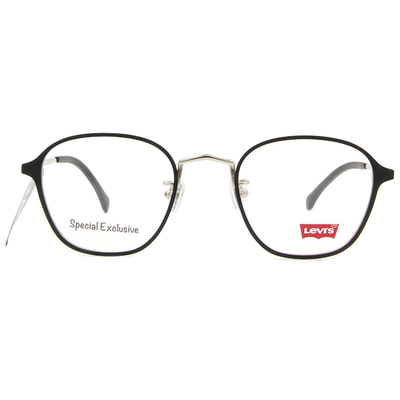 LEVI'S Special Exclusive-威靈頓框眼鏡 街頭夜霧黑