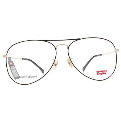 LEVI'S Special Exclusive-飛行框眼鏡 潮流特務黑