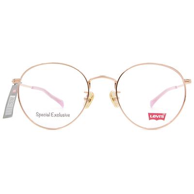 LEVI'S Special Exclusive-圓框眼鏡 甜美時代金