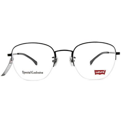 LEVI'S Special Exclusive-眉框眼鏡 璀璨尊貴黑