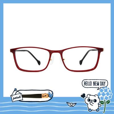 songsongmeow19 × 熱情的仲夏粗方框眼鏡 性感眼鏡紅