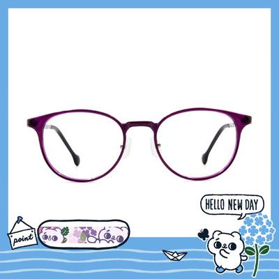 songsongmeow19 × 心花朵朵開威靈頓框眼鏡 甜紫紅