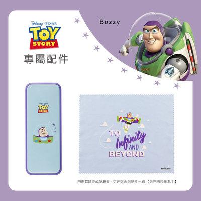 Toy Story × 三眼怪橢圓框 精緻三眼 ◆ 高貴金