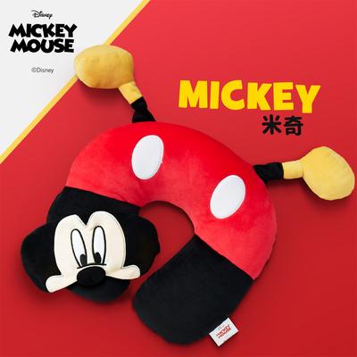 頸枕眼罩組 | 米奇系列-米奇