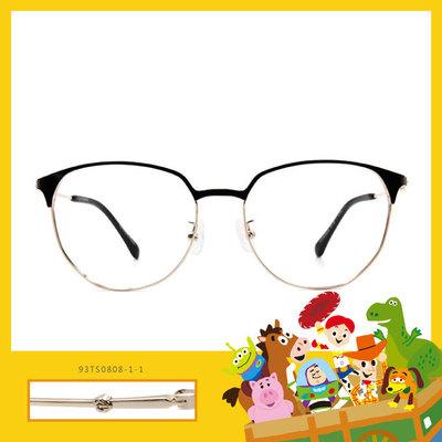 Toy Story × 巴斯光年眉框眼鏡 星際力量 ◆ 珊瑚銀