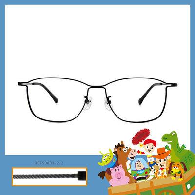 Toy Story × 胡迪方框眼鏡 驚奇冒險 ◆ 街頭黑