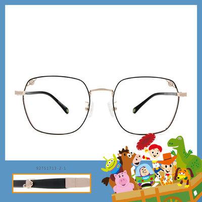 Toy Story × 三眼怪方框眼鏡 環遊世界 ◆ 香檳銀