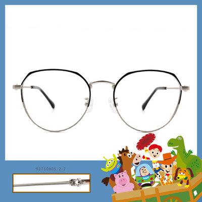 Toy Story × 胡迪眉框眼鏡 紅心陪伴 ◆ 尊爵黑