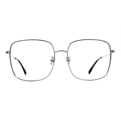 a/p lab▼時尚設計大方框眼鏡 天際灰