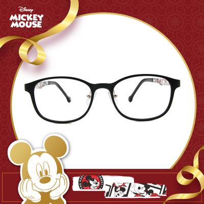 新年好運鼠不盡 l 球場小霸王 橢圓框眼鏡▶夜霧黑