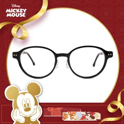 新年好運鼠不盡 l 花好月圓 圓框眼鏡▶遂空黑