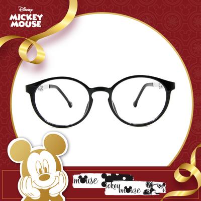 新年好運鼠不盡 l 點點素描 圓框眼鏡▶亮眼黑