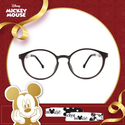 新年好運鼠不盡 l 點點素描 圓框眼鏡▶拿鐵咖