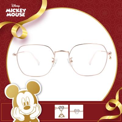 新年好運鼠不盡 l 心有所鼠 多邊框眼鏡▶梨花白