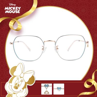 新年好運鼠不盡 l 心有所鼠 多邊框眼鏡▶嬰兒藍