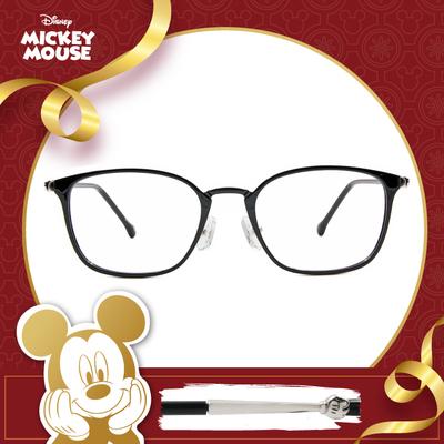 新年好運鼠不盡 l 功夫拳頭 方框眼鏡▶星空黑
