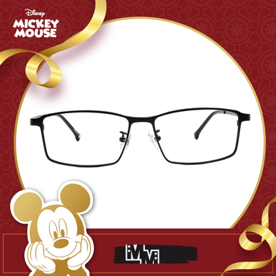 新年好運鼠不盡 l 英倫紳士 方框眼鏡▶黑森林