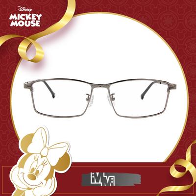 新年好運鼠不盡 l 英倫紳士 方框眼鏡▶流光銀