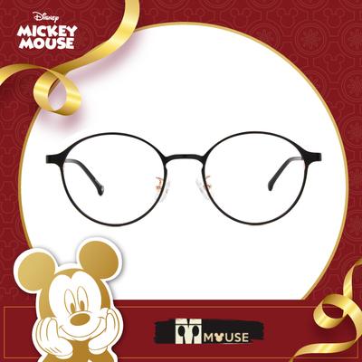 新年好運鼠不盡 l 英倫紳士 圓框眼鏡▶韻味黑