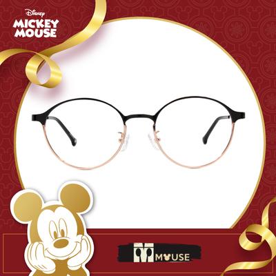 新年好運鼠不盡 l 英倫紳士 圓框眼鏡▶質感金