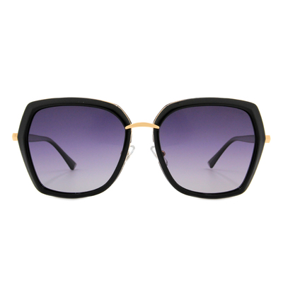 HORIEN 河畔漫步優雅款墨鏡 ☀ 煙紫黑