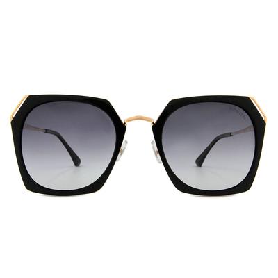 HORIEN 帥氣馬甲時尚款墨鏡 ☀ 爵士黑