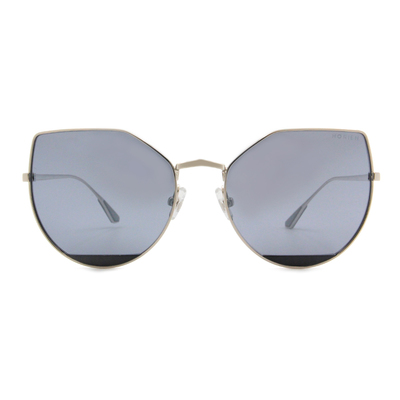 HORIEN 當代女性幹練貓眼框墨鏡  ☀ 古月銀