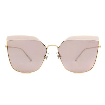HORIEN 法式優雅氣質款墨鏡 ☀ 冰晶粉