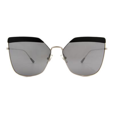 HORIEN 法式優雅氣質款墨鏡 ☀ 夢露黑