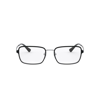 PRADA l 都會率性細方框眼鏡 l 科技銀