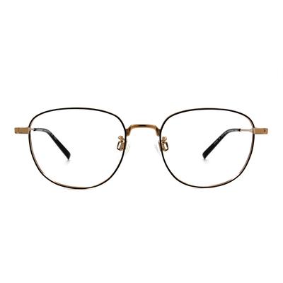 CHARMANT  學羽氣質多邊框眼鏡 ▏雅緻金