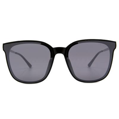 HORIEN 完美鏡面蝴蝶框墨鏡  ☀街頭黑