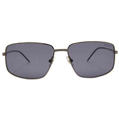 HORIEN 義式質感長方框墨鏡  ☀紳士黑