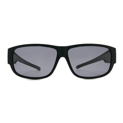 K-DESIGN 套鏡 l 簡約個性長方框眼鏡墨鏡  叢林綠