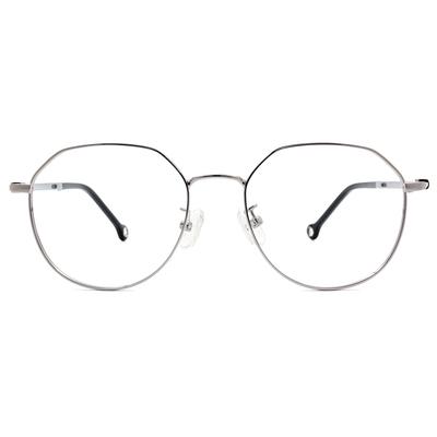 K-DESIGN KREATE 輕彈個性多邊框眼鏡 🎨 槍/亮灰綠