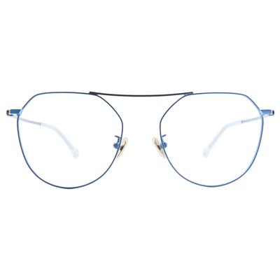 K-DESIGN KREATE 繽紛撞色系列多邊框眼鏡🎨 冰川藍
