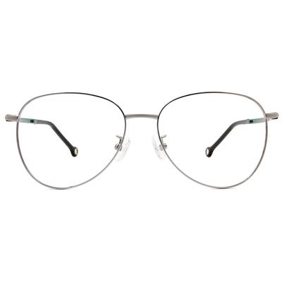 K-DESIGN KREATE 法式浪漫雷朋美型框眼鏡🎨 槍/膠草綠
